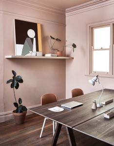 dreamy wall colors that will help you reduce stress daily dream decor home office designinterior also rh pinterest