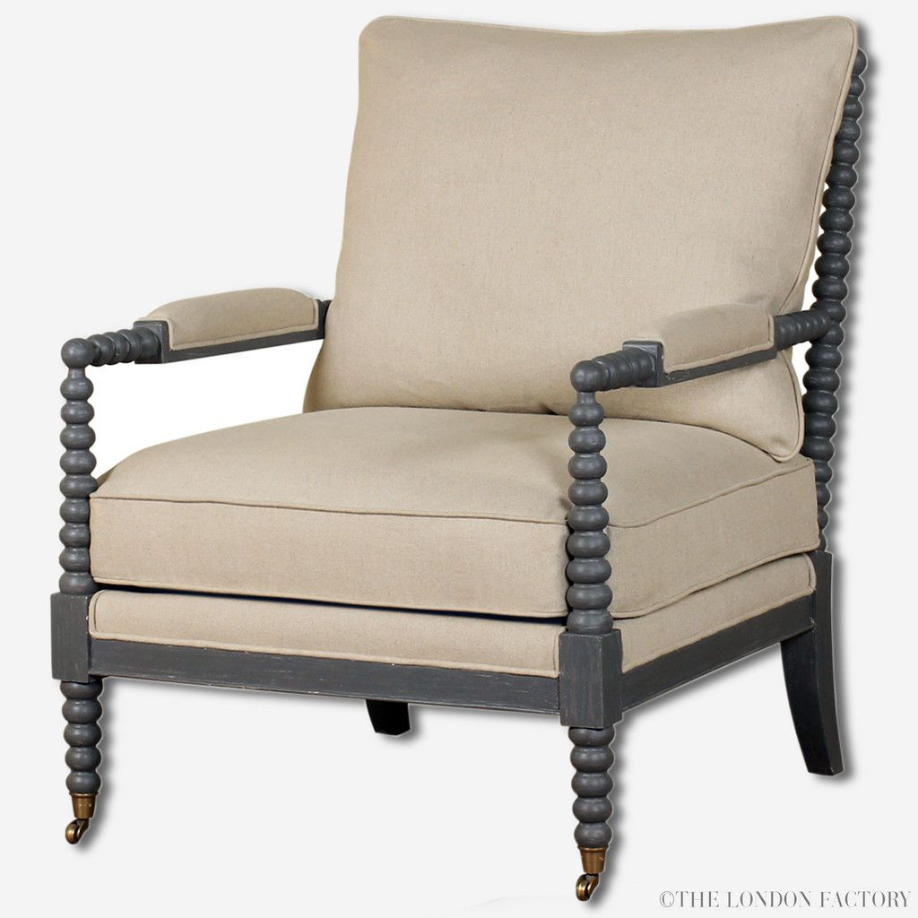 Cheshire Bobbin  Spool Armchair  Spindle Chair with