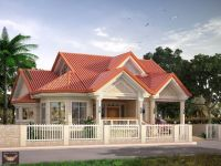 Elevated Bungalow With Attic Page Bungalow Type House ...