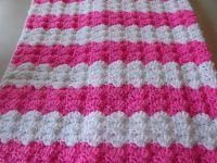 Free Crochet Baby Blanket Patterns   Crochet baby blankets ...