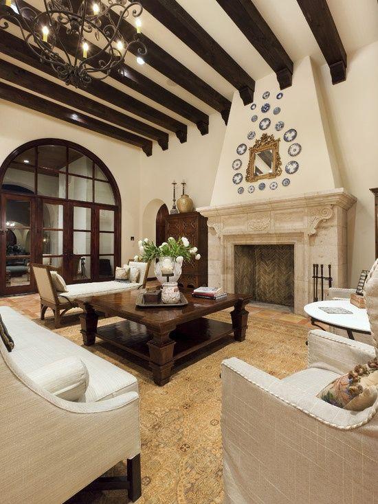 Spanish Style Home Decorating