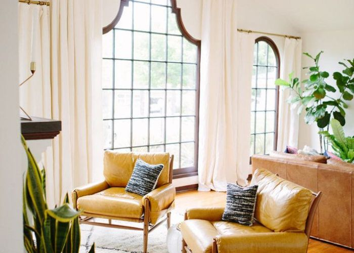 Everything you need to know about decorating your rental home also the commandments of decor leather renting and stylish