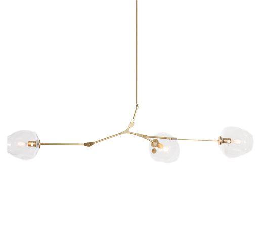 Designer Lighting Online Perth Australia Replica Lights Lindsey Adelman Gold Branching 3