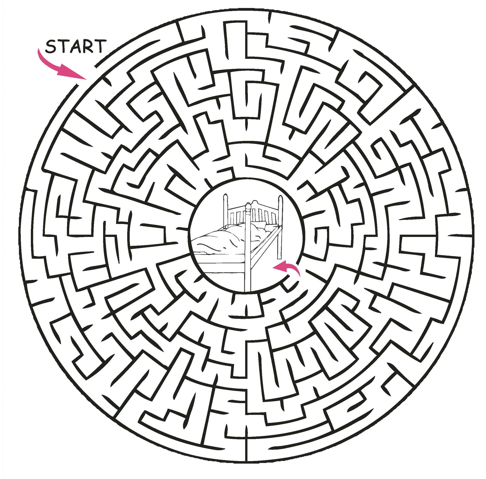 Maze Castle Maze