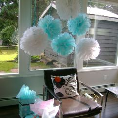 Decorating Chair For Baby Shower 3 In One High Mom To Be Decorated Party Ideas