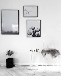 Gallery wall art by Yorkelee prints using Scandinavian ...