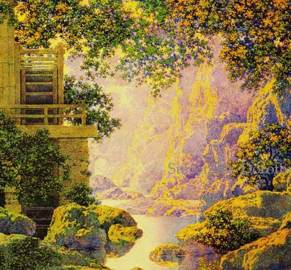 Maxfield Parrish Art Prints