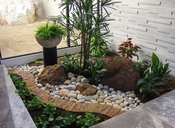 Fabulous Ideas For Landscaping With Rocks Gardens Ideas And