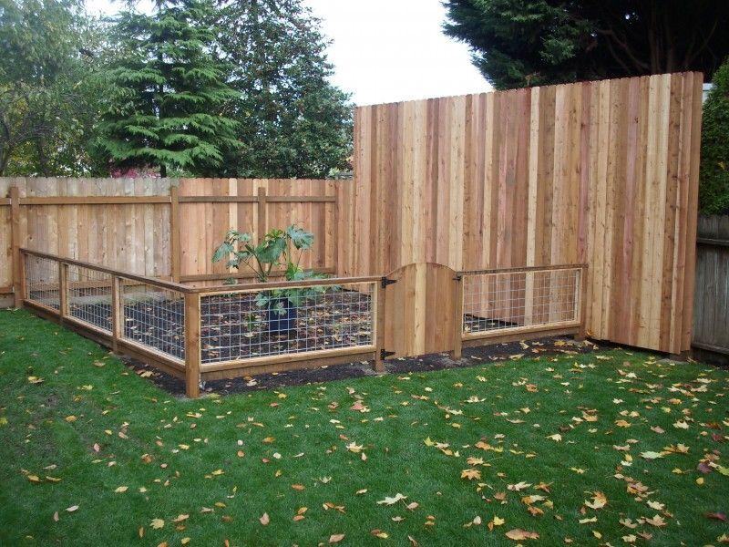 Garden Fencing Steel Garden Fencing Southern Fencing Wooden