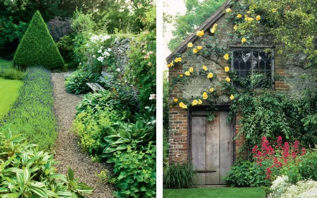 Country Cottage Gardens Country Cottage Garden Photos Country
