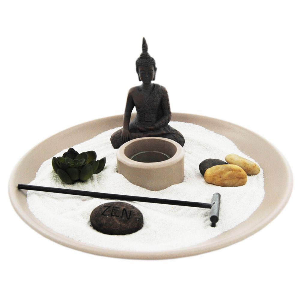 Zen Garden Kit Awesome Rounded Mini Zen Garden With Rakes Sand And