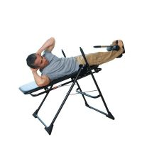 Relax the Back Mastercare Back-A-Traction Inversion Table ...