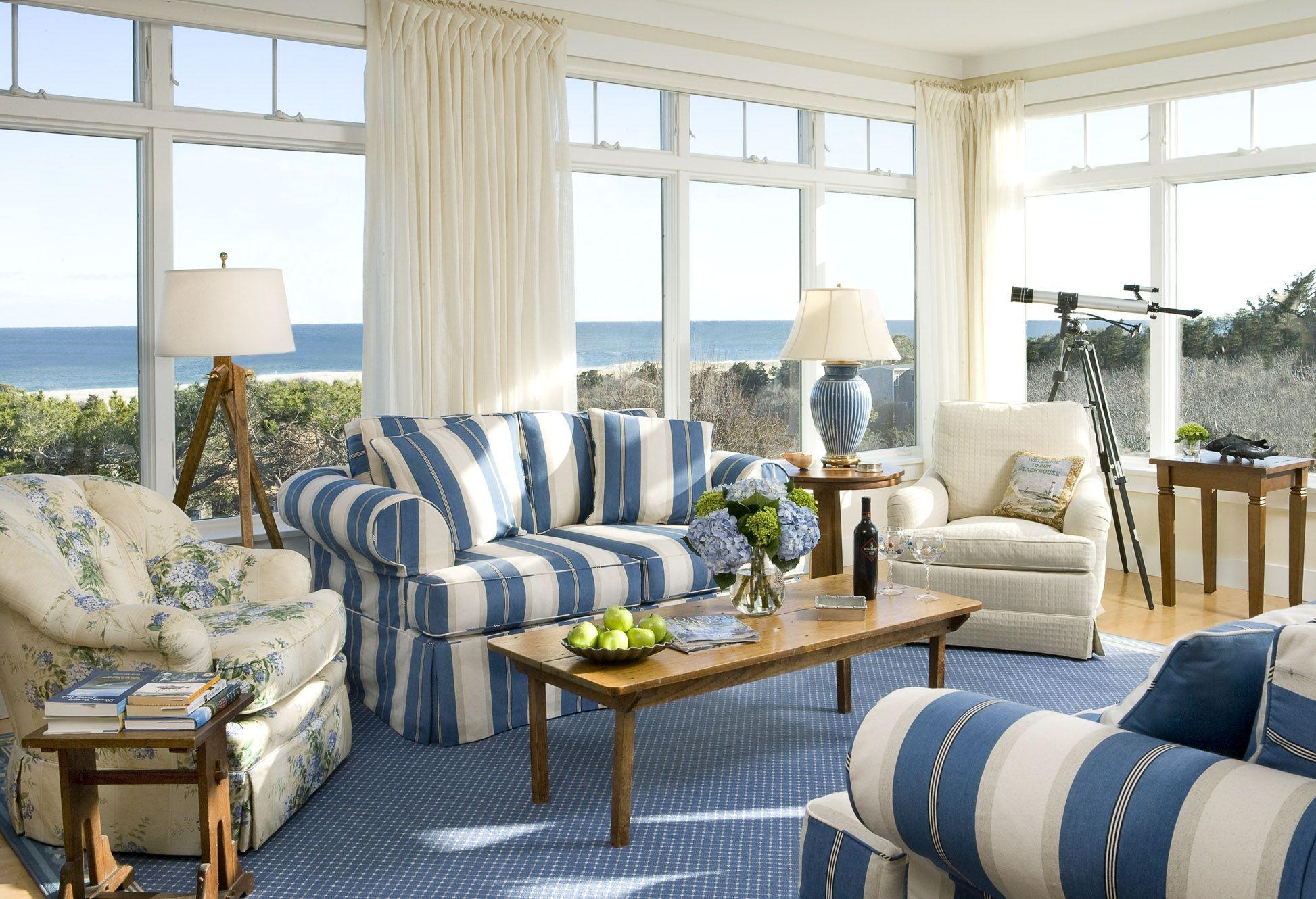 Beach Living Room Furniture