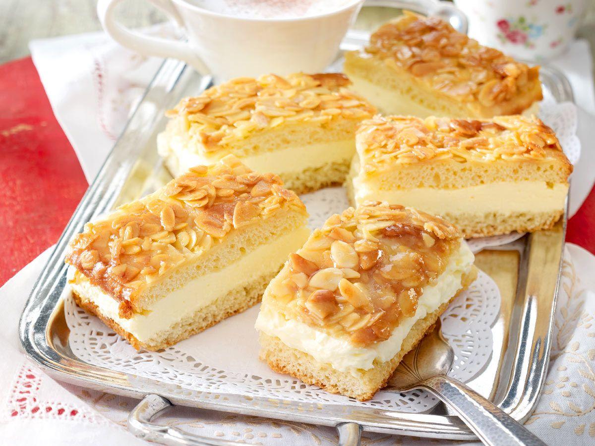 Schneller bienenstich kuchen blech  Appetitlich FotoBlog