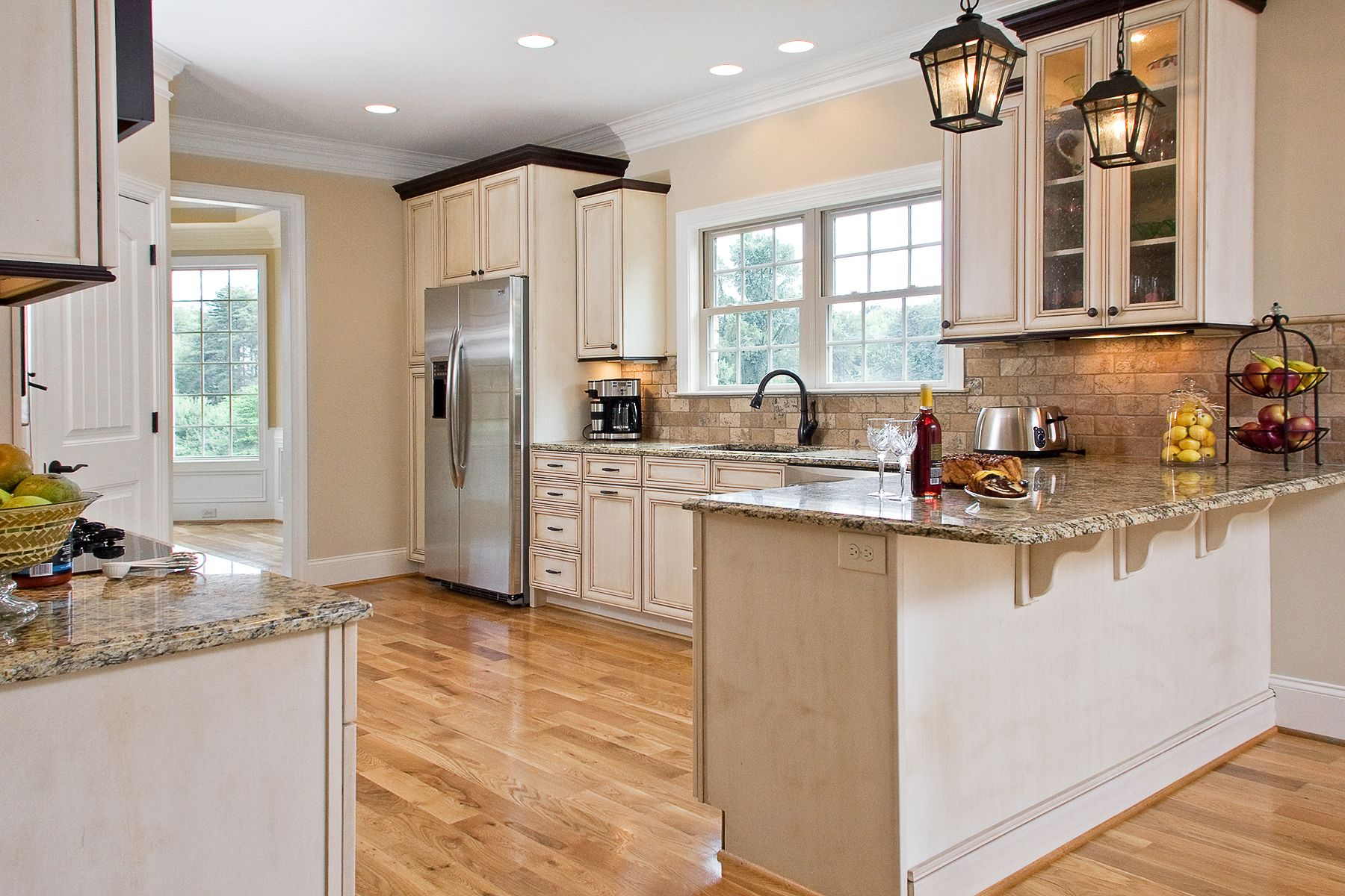 Kitchens In New Homes