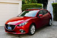2014/2015 Mazda 3 OEM Roof Rack Installation