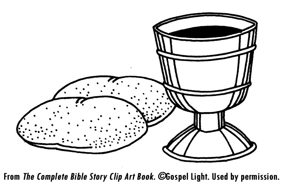 Meaning of Lords Supper from Mission Bible Class. Has many