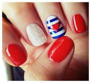 cute nail design easy
