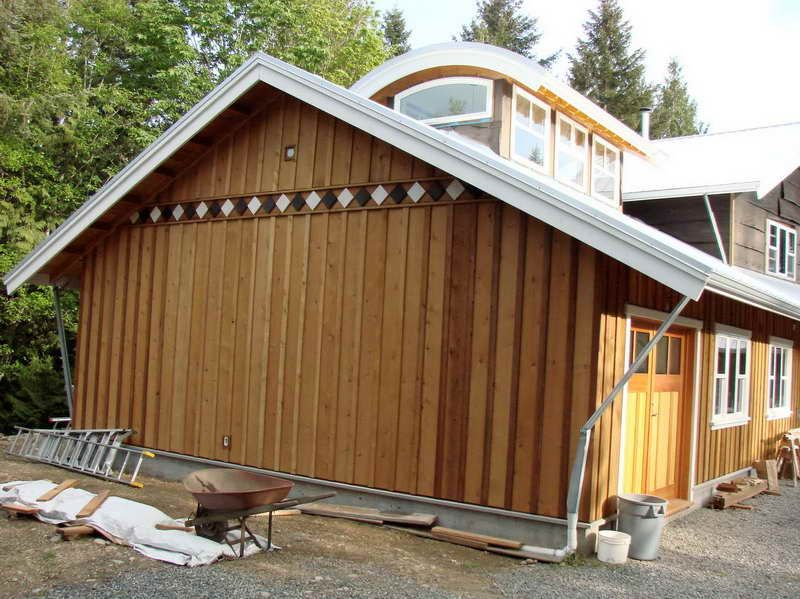 Houses With Board And Batten Siding Board Batten Wood Siding