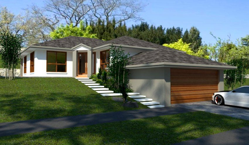 Details About 218MC SLOPING LAND 4 BEDROOM 2 LIVING AREAS DOUBLE