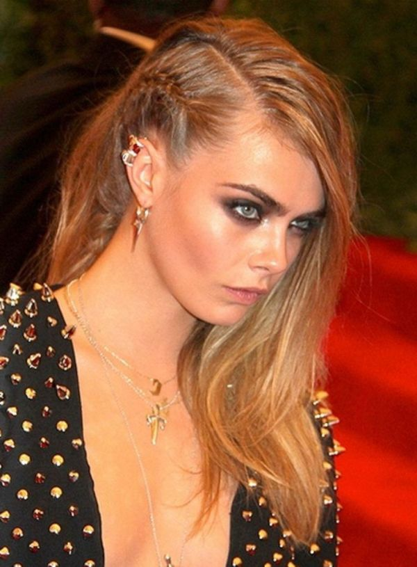30 Edgy Prom Hairstyles For Long Hair Hairstyles Ideas Walk The
