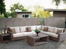 Coronado Resin Wicker Outdoor Seating Set