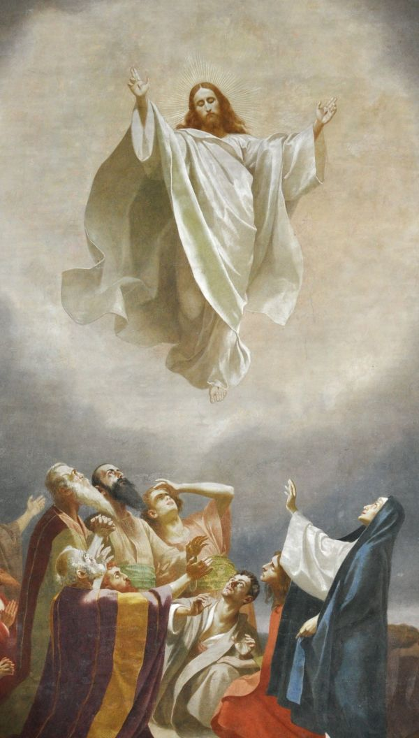 Feast Of Ascension - Wikipedia Free Encyclopedia
