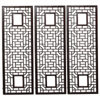 Chinese Lattice Wall Panels | From a unique collection of ...