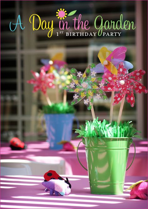 Great Centerpieces For Outdoor Party Birthday Ideas Pinterest