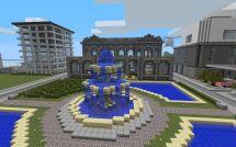 Best Minecraft Fountains
