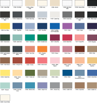 Interior House Paint Color Chart | Home Painting