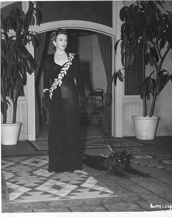 Jean Brooks Leopard Man 1943