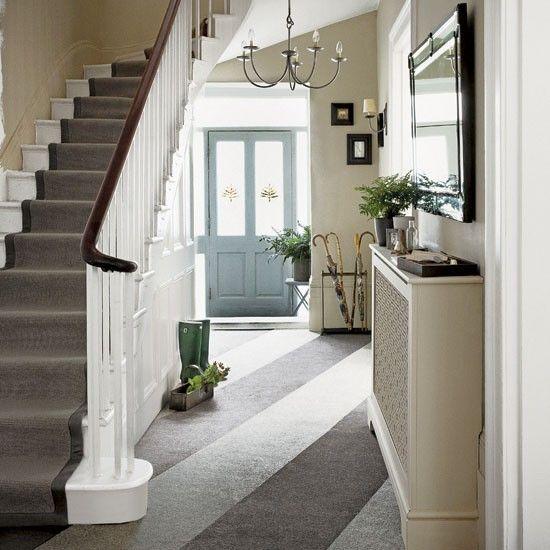 Dramatic Floor Classic Entrance Halls 10 Best Housetohome Co