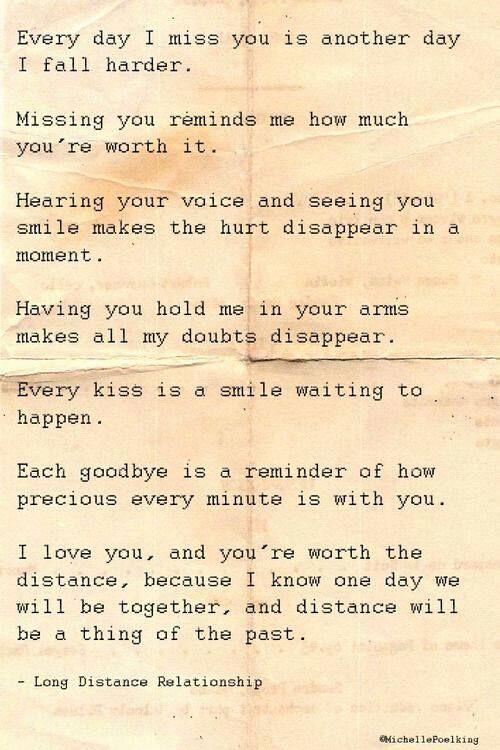 Love Letter For Him Long Distance Relationship The Best Letter 2017