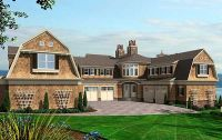 Luxury house plans shingle style