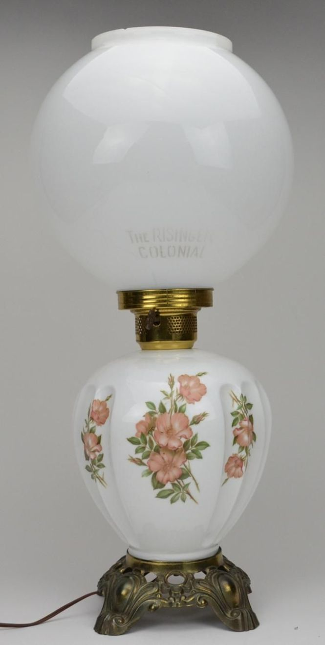 Antique Hurricane Lamps Lamp Globes
