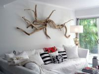 Unique Large Driftwood Wall Hanging Art Piece | eBay | Art ...