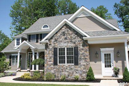 Craftsman Home Exterior Siding Ideas Best Craftsman Exterior Home