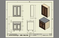 standard kitchen size cabinet dimensions cabinets sizes ...
