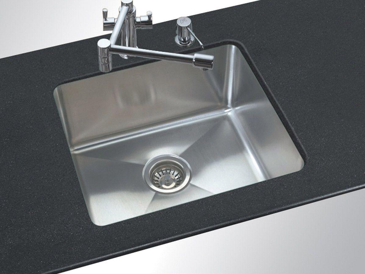 kitchen undermount sinks outside ideas 506x456x220 reece 550 afa cubeline 506