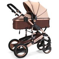 stroller pram 2016 Luxury baby throne 3 in 1  Like this ...