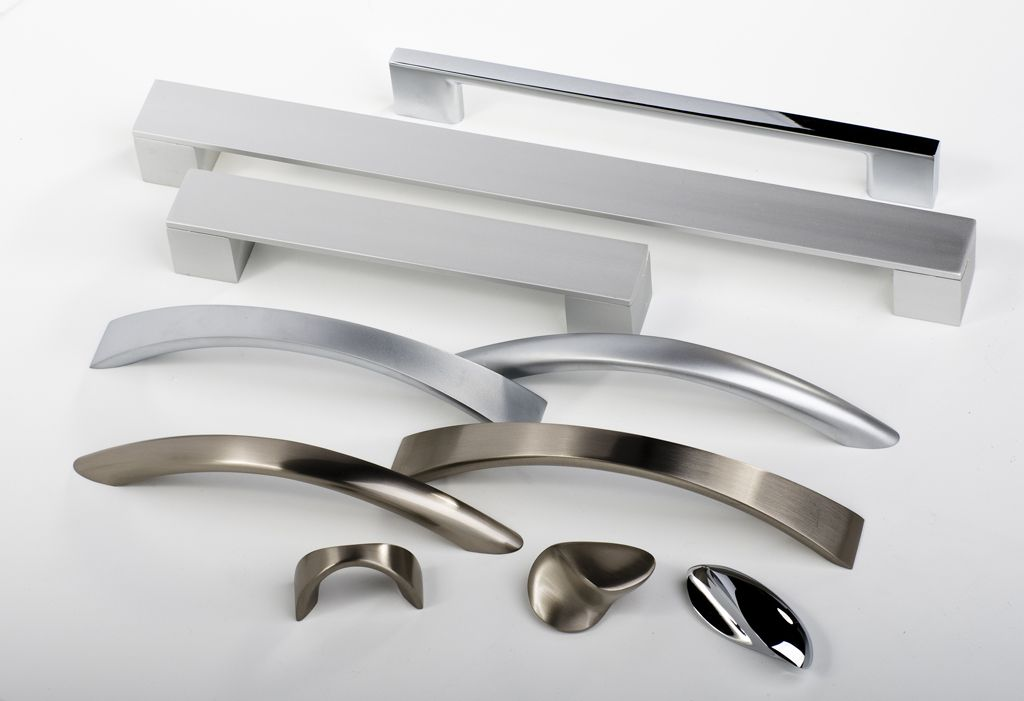 Kitchen cabinet door handles Wide range from modern