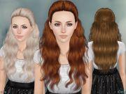 hairstyle female teen