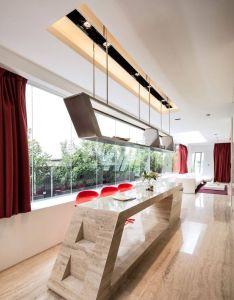 Contemporary house by mercurio design lab also interiors pinterest rh