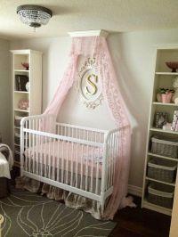 Baby Girl Canopy Cribs | www.pixshark.com - Images ...