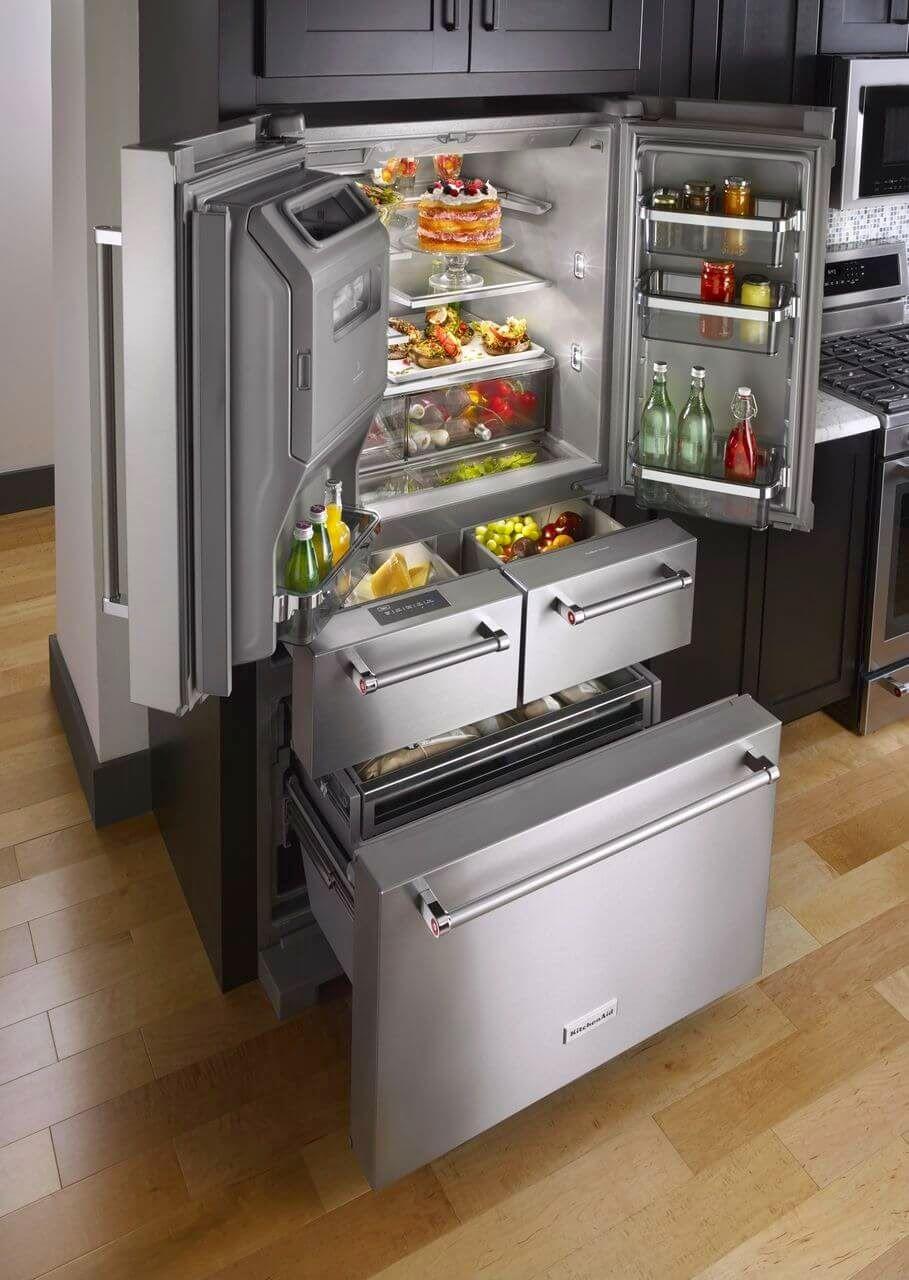 Best 25 Kitchenaid refrigerator ideas on Pinterest