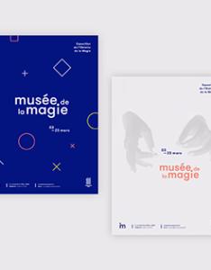Musee de la magie behance design logo webapplication also best of pinterest rh za