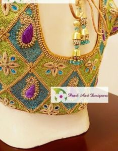 Bridal blouse designswork also the best images about sarees on pinterest south indian weddings rh uk