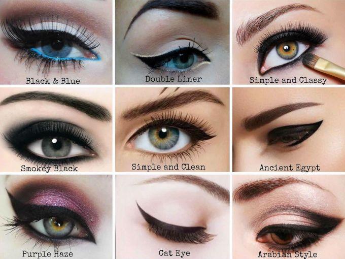 Smokey Eye Makeup For Prominent Eyes Jidimakeup