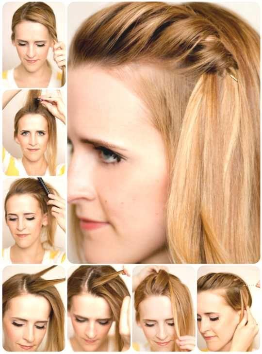 Frisuren Für Kurze Haare Zum Selber Machen Männer